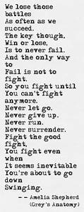 30 Inspiring greys anatomy quotes – Quotes Words Sayings