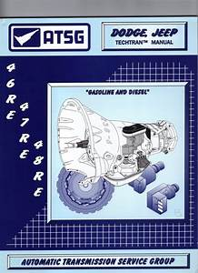 46re 47re 48re Atsg Manual Repair Rebuild Book