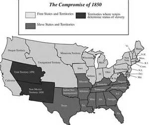 Compromise of 1850 Slaves