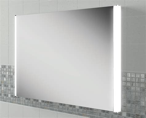 Hib Fahrenheit Steam Free Led Mirror X Mm |