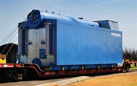 Victory Energyo-type Industrial Watertube Boiler