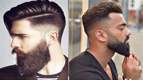 stylish beard styles  men