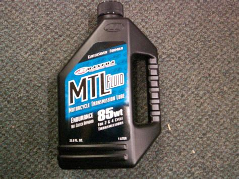 Maxima Mtl-e Fluid, Motorcycle Transmission Lube, Gear Oil