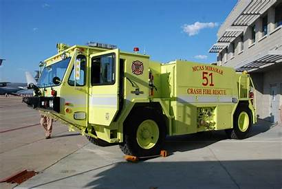 Crash Miramar San Diego California Mcas Truck