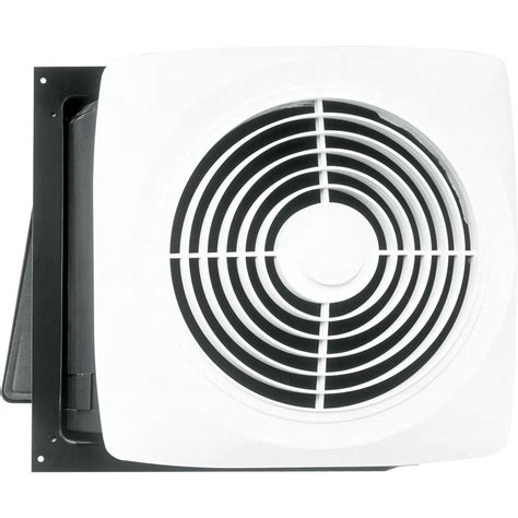 home depot vent fan broan motordor 360 cfm wall exhaust fan 12c the home depot