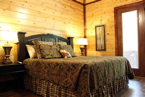 white tail waters secluded beavers bend cabin