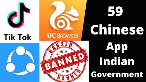59 Chinese Apps Banned In India, Removed From Google Play ...