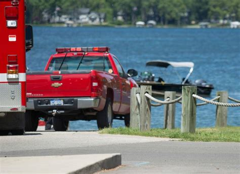 Lake Fenton Boat Launch by Victim Pulled From Lake Fenton News For Fenton