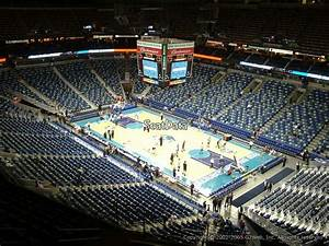Rockets Seating Chart Smoothie King Center Section 312 New Orleans Pelicans