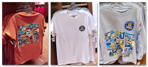 disney cruise lines  magical years merchandise