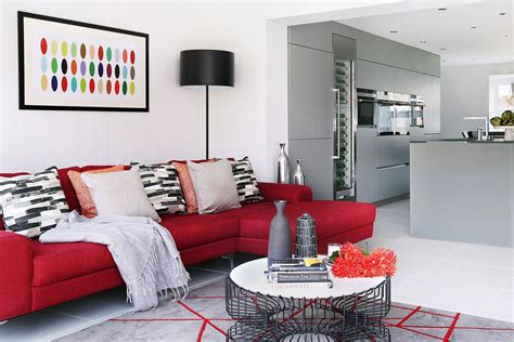 warm color schemes   decorating inspiration