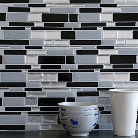 peel and stick vinyl tile backsplash fancy fix vinyl peel and stick decorative backsplash