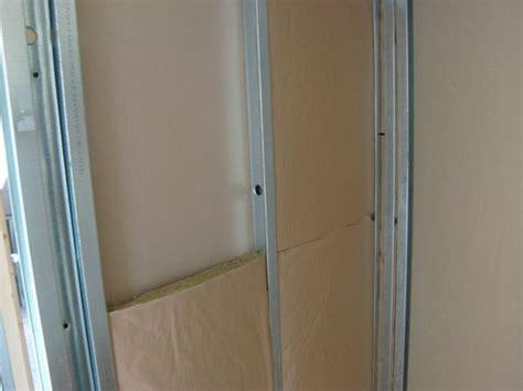 isolation phonique entre 2 chambres isolation phonique des cloisons