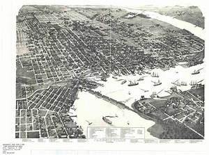Maps - History Of Jacksonville  Fl