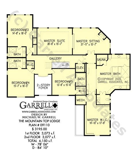 popular house floor plans mountain top lodge rustic house plan