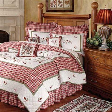 Rustic Pine Quilt & Bedding by C&F Enterprises