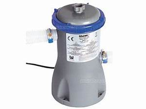 Pompe De Piscine Intex : fonctionnement pompe piscine bestway ~ Dailycaller-alerts.com Idées de Décoration