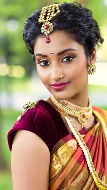 indian bridal hairstyle latest dulhan hairstyles  wedding