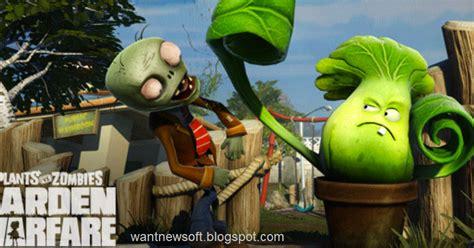 plants  zombies garden warfare pc game