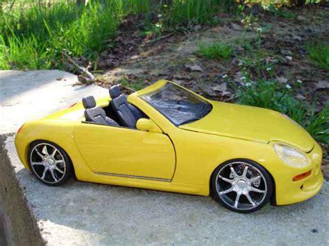 Mercedes Slk Prototype Concept Car Boxter Maisto Coches