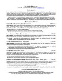 basketball coach resume sle best resume exle