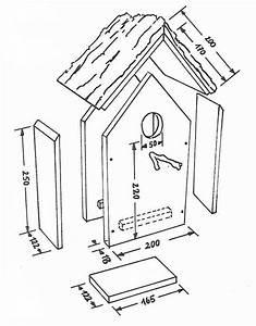 Vogelhäuschen Bauen Anleitung : die besten 17 ideen zu bauplan vogelhaus auf pinterest vogelfutterhaus bauen selber machen ~ Markanthonyermac.com Haus und Dekorationen