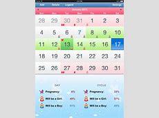 Menstrual Calendar Ovulation Calculator & Fertility