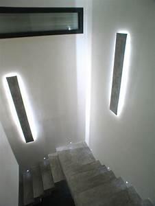 eclairage marche escalier interieur 3 escalier plus With eclairage marche escalier interieur