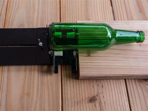 Len Aus Alten Flaschen by Glas Schneiden Ohne Glasschneider Anleitung Glas