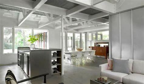 casa de campo reformada al estilo loft