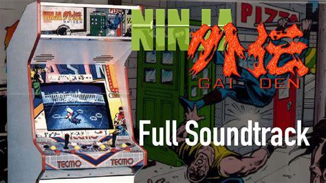 Ninja Gaiden Arcade Soundtrack Full Ost Youtube