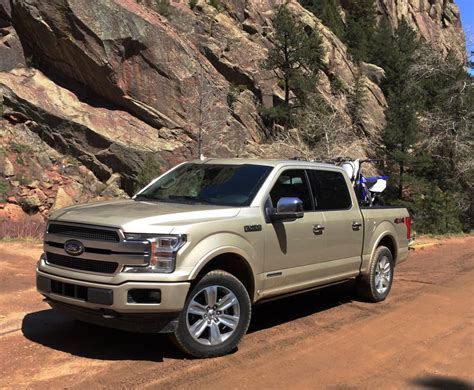 Ford F150 Powerstroke by 2018 Ford F 150 Diesel Drive Review Diesel Fans