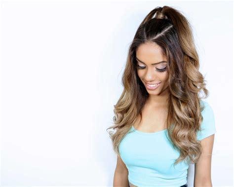 Wedding Hair: Ariana Grande Inspired Half Up Ponytail