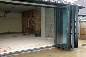 Porte De Garage 4 Vantaux : porte de garage a vantaux les caract ristiques ~ Dallasstarsshop.com Idées de Décoration