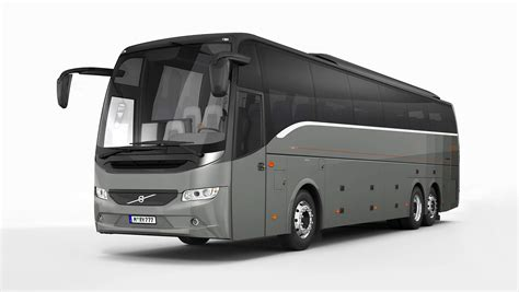 volvos coaches  luxurious special versions volvo buses