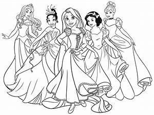 princess gruppo 1 png (1447×1081) Disney coloring Pinterest