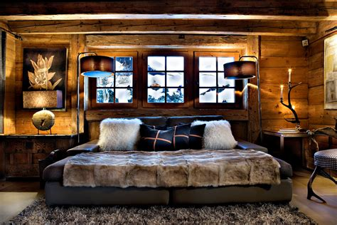 chambre chalet luxe best chambre chalet ideas design trends 2017 shopmakers us