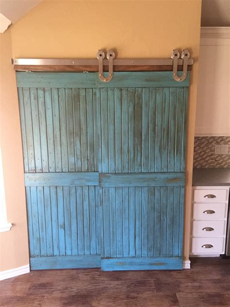 sliding barn doors add personality   clients