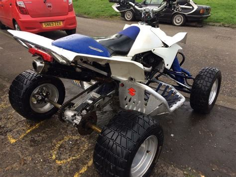 suzuki ltr  quad bike road legal  ltz yfz raptor