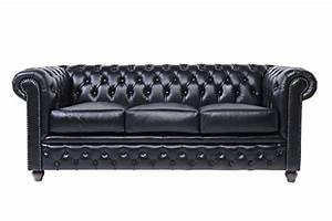 Chesterfield Sofa Schwarz : chesterfield showroom original chesterfield sofa couch 3 sitzer echtes leder ~ Whattoseeinmadrid.com Haus und Dekorationen
