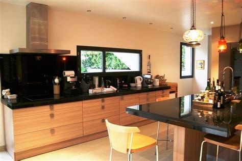 lapeyre cuisine avis 3 decoration cuisine bois et plan de travail noir 36 lyon ncfor