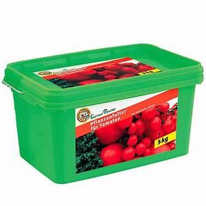 Bester Dünger Für Tomaten : pflanzenfutter f r tomaten 5 kg von g rtner p tschke ~ Michelbontemps.com Haus und Dekorationen