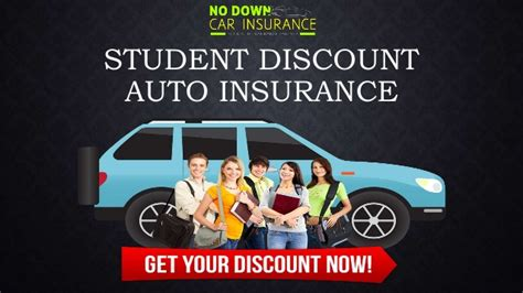 student car insurance discount on student auto insurance get student car