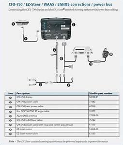 Trimble 750 Wiring Diagram