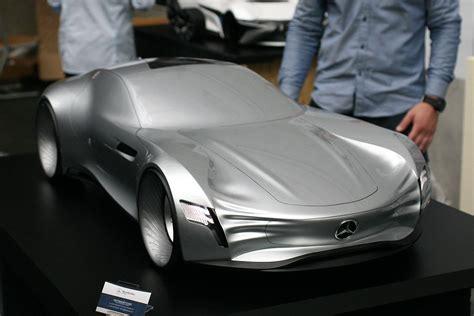 Mercedesbenz Sl Pure Design Concept; Will Be The Mercedes