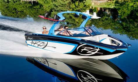 Tige Boats Models by 187 Tige Rzr Small Boat Big Capabilities