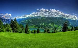 walensee, beautiful, landscape, lake, see, sea, mountain, view