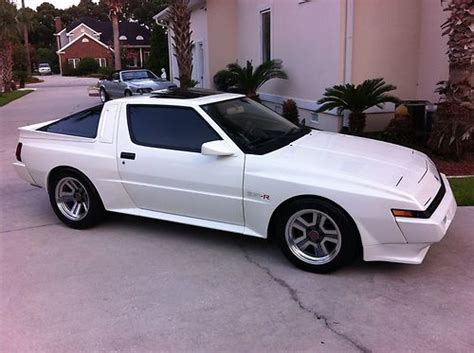 Purchase Used 1988 Mitsubishi Starion Esi! Chrysler