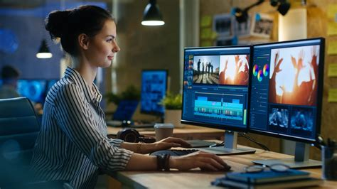 Top 5 Free Video Editing Software with Basic to Advanced ...