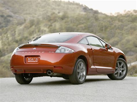 2006 Mitsubishi Eclipse GT | Review | SuperCars.net
